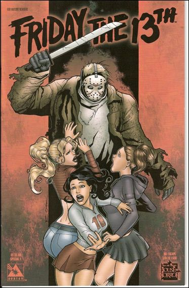 Friday the 13th Special 1-I by Avatar Press