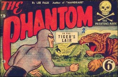 Phantom (1948) 2-A by Frew