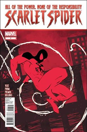 Scarlet Spider (2012) 7-A