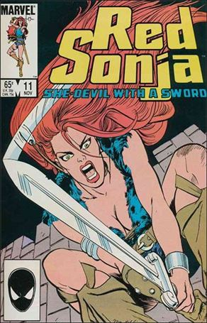Red Sonja (1983/08) 11-A