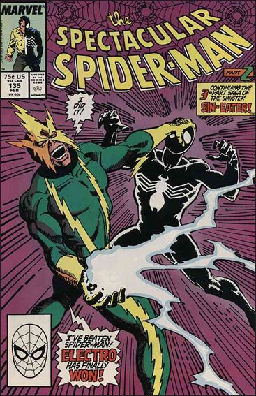 Spectacular Spider-Man (1976) 135-A by Marvel