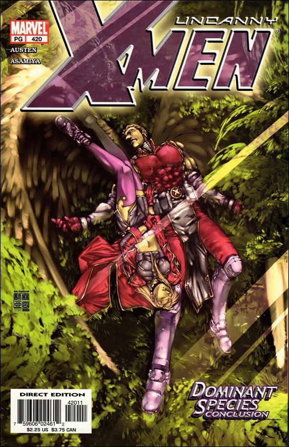 Uncanny X-Men (1981) 420-A by Marvel