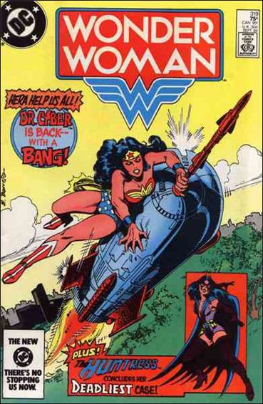 Wonder Woman (1942) 319-A by DC