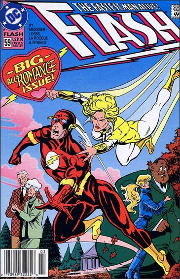 Flash (1987) 59-A by DC