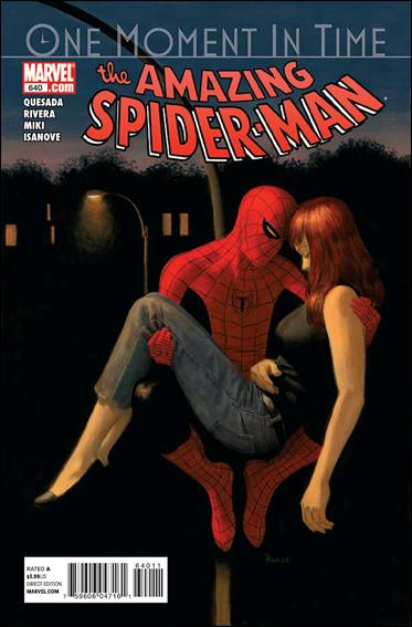 Amazing Spider-Man (1963) 640-A by Marvel