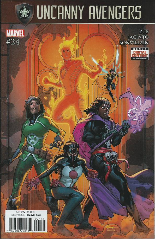 Uncanny Avengers (2015/12) 24-A by Marvel