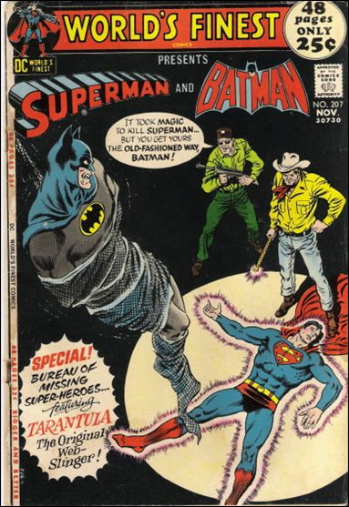 World's Finest Comics 207-A by DC