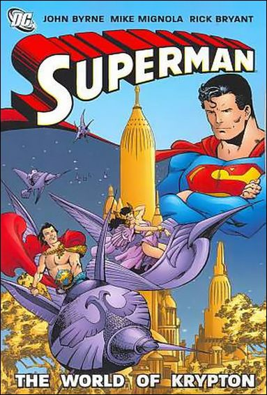 Superman: The World of Krypton 1-A by DC