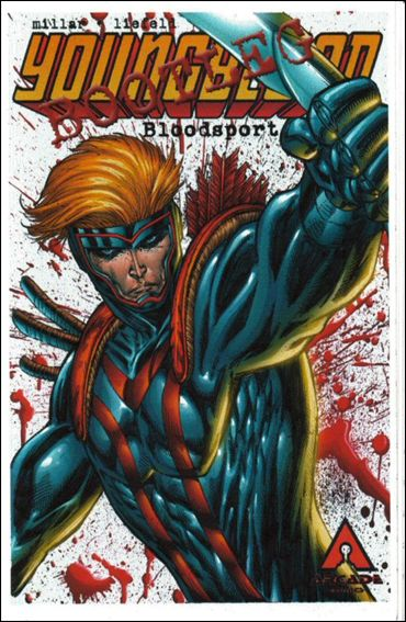 Youngblood Bloodsport 1-B by Arcade Comics