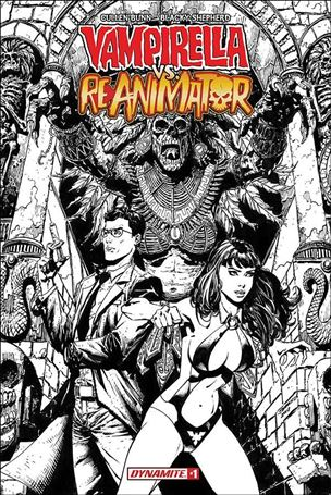 Vampirella vs Reanimator 1-G