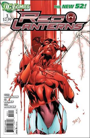 Red Lanterns 3-A
