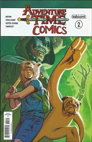 Adventure Time Comics 2-A