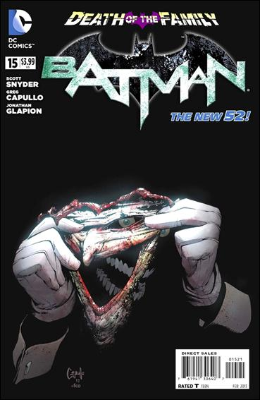 Batman (2011) 15-D by DC