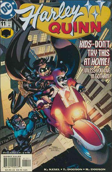 Harley Quinn (2000) 11-A by DC