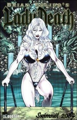 Lady Death: Swimsuit Special 2005-V