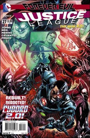 Justice League (2011) 27-A