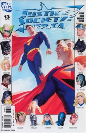 Justice Society of America (2007) 13-A