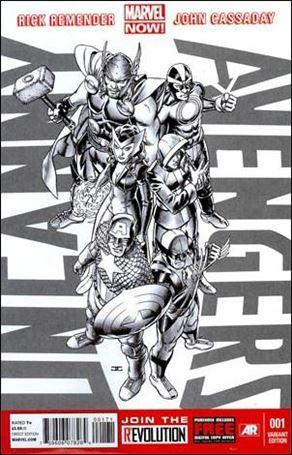 Uncanny Avengers (2012) 1-F