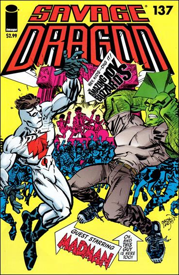 Savage Dragon (1993) 137-A by Image