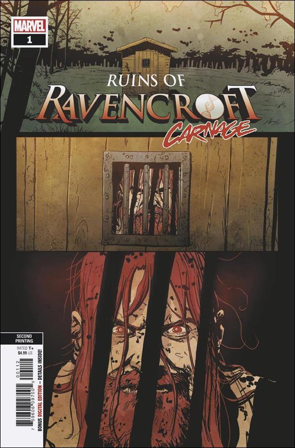 Ruins of Ravencroft: Carnage 1-C by Marvel