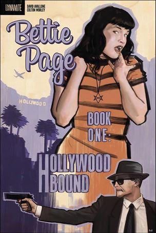 Bettie Page 1-F