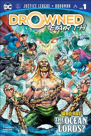 Justice League/Aquaman: Drowned Earth 1-A