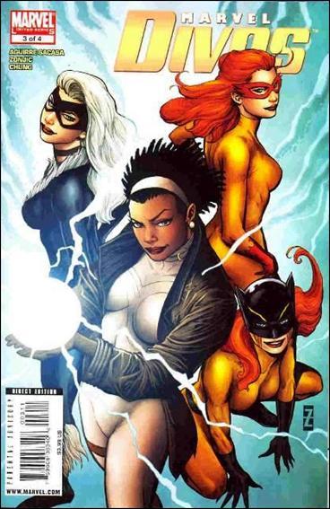 Marvel Divas 3-A by Marvel