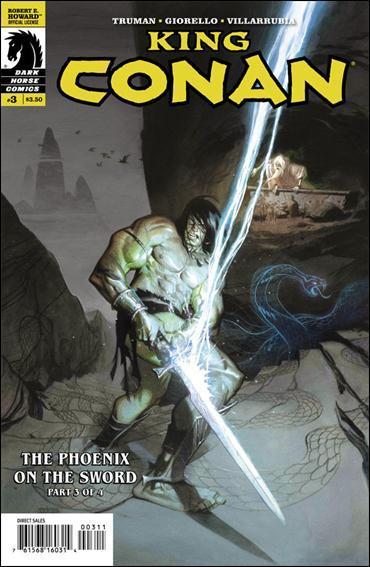King Conan: The Phoenix on the Sword 3-A by Dark Horse