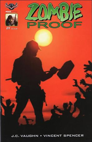 Zombie Proof: Zombie Zoo (2016) One-Shot-B