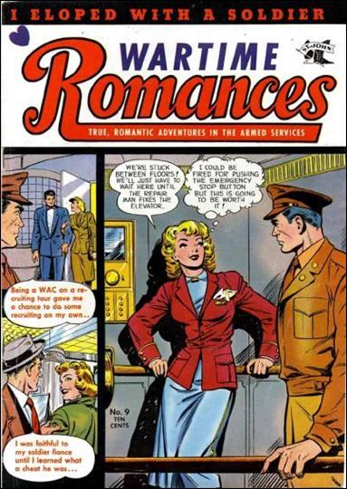 Wartime Romances 9-A by St. John