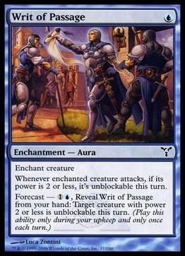 Magic the Gathering: Dissension (Base Set)37-A by Wizards of the Coast