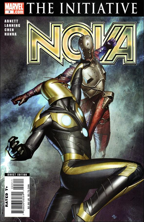 Nova (2007) 3-A by Marvel