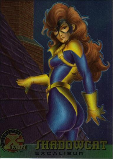 1995 Fleer Ultra X-Men All Chromium (Base Set) 28-A by Fleer