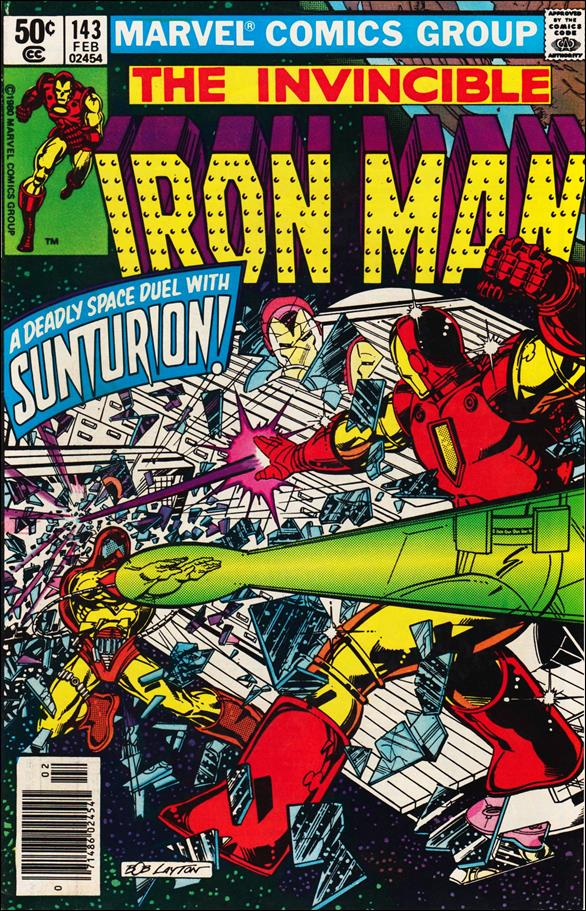 Iron Man (1968) 143-A by Marvel