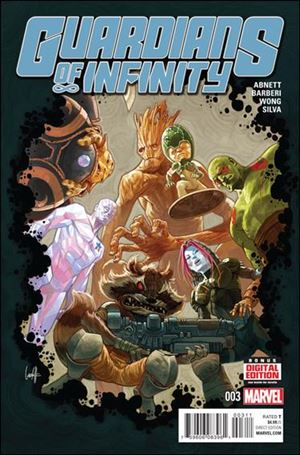 Guardians of Infinity 3-A
