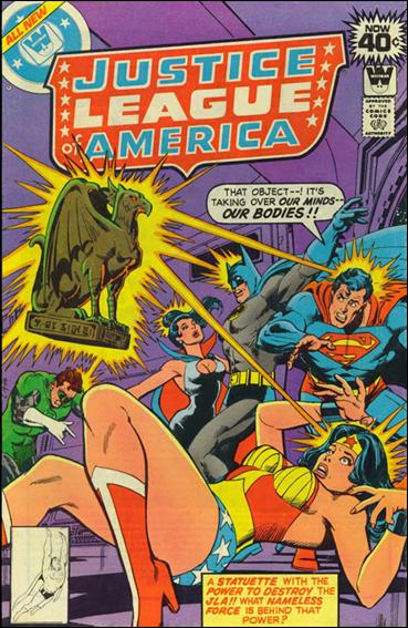Justice League of America (1960) 166-B by DC