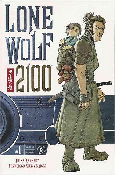 Lone Wolf 2100 (2002) 1-A by Dark Horse
