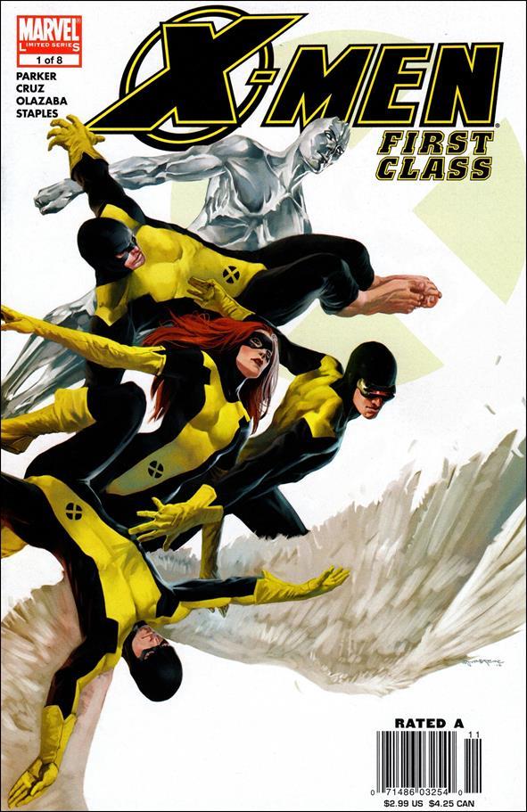 X-Men: First Class (2006) 1-A by Marvel