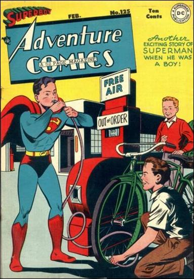 Adventure Comics (1938) 125-A by DC