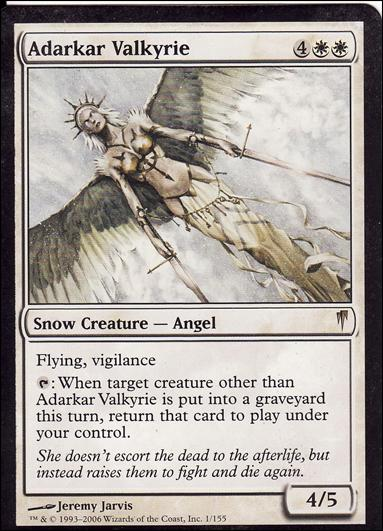 Magic the Gathering: Coldsnap (Base Set)1-A by Wizards of the Coast