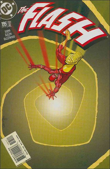 Flash (1987) 195-A by DC
