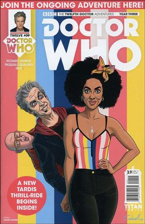 Doctor Who: The Twelfth Doctor Year Three 9-A