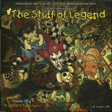 Stuff of Legend (2011) 2-A by Th3rd World Studios