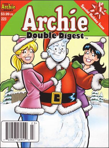Archie's Double Digest Magazine 223-A by Archie