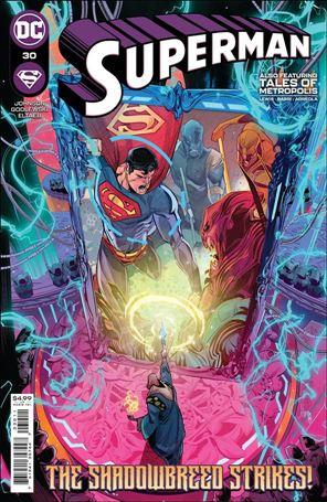 Superman (2018) 30-A