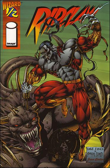 Ripclaw (04/1995) 1/2-B by Image