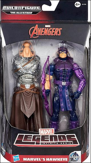 Marvel Legends Infinite: Avengers (Allfather Series)  Marvel's Hawkeye by Hasbro