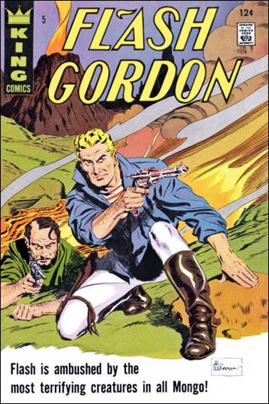Flash Gordon (1966) 5-A by King