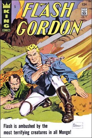 Flash Gordon (1966) 5-A