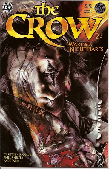 Crow: Waking Nightmares 2-A by Kitchen Sink